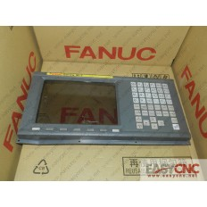 A02B-0120-C041/TAR Fanuc mdi/crt unit (without crt) used