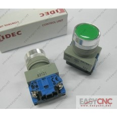 ABW110G IDEC control unit switch green new and original