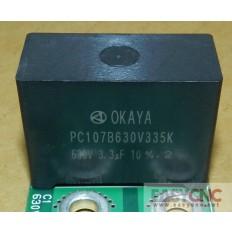 PC107B630V335K 630V 3.3uF
