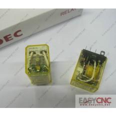 RH2B-UL AC220-240V IDEC relay new and original