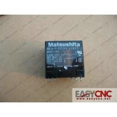 HE1a-P-DC24V Matsushita relay used