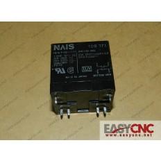HE1a-P-DC24V-Y1 Matsushita relay used