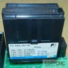 FC-0SA Z617B FC-OSA Fuji Contactor 4NO(4a)
