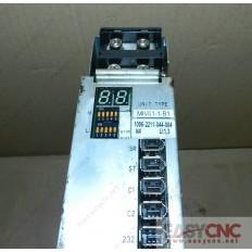 MIV01-1-B1 OKUMA Servo Drives 1006-2211-044-004