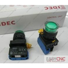 YW1L-MF2E10Q0G YW-DE IDEC control unit switch green new and original