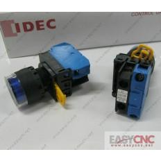 YW1L-MF2E10Q0S YW-DE IDEC control unit switch blue new and original