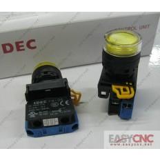 YW1L-MF2E10Q0Y YW-DE IDEC control unit switch yellow new and original