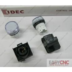 YW1P-1BEQ0W YW-EQ IDEC control unit switch white new and original