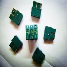 A60L-0001-0075#3.2 SMP32  FANUC fuse brand Daito 3.2 A